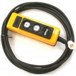 Boitier de commande pour benne électrique
