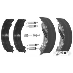 Machoires de freins pour KNOTT 16-1635