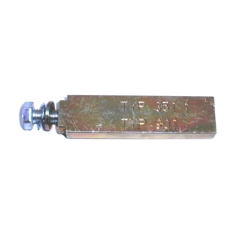 Adaptateur de sangle sur treuil 901 - 351