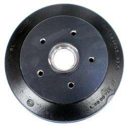 Tambour BPW freins S 2504-7   112 x 5