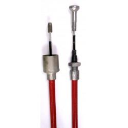 Câble de frein embout hemisphérique 530 - 726 mm