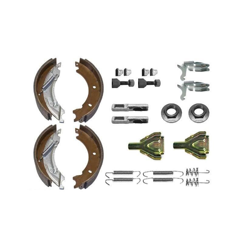 Machoires de freins pour KNOTT  200 x 50  kit complet