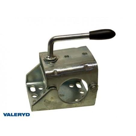 Collier de fixation pour roue jockey diamètre 60