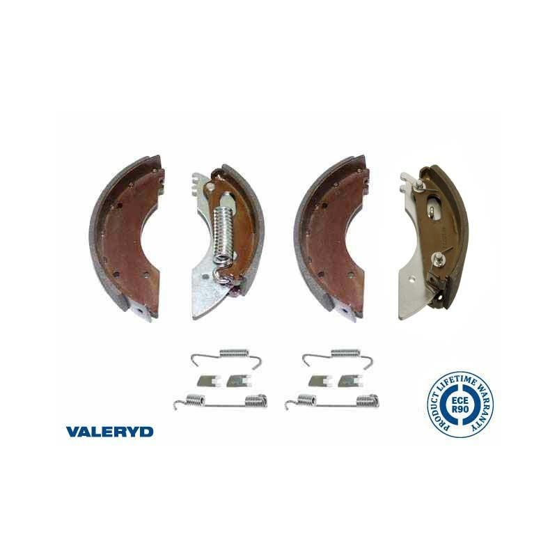 Mâchoires de freins GKN 160 x 35