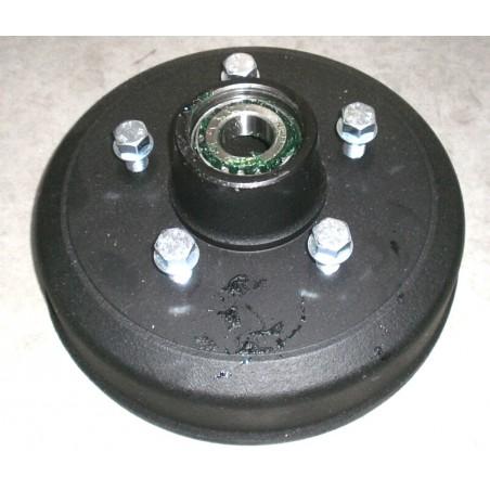 Tambour KNOTT D 250 freins 25-2025    140 x 5 Rlt con