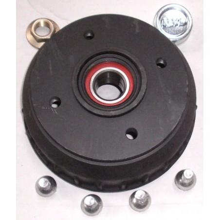 Tambour AL-KO D 200  freins 2051 100 x 4     Rlt Cartouche  39-72-37