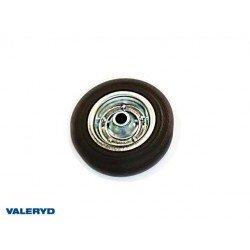 Galet de roue jockey 200 x 50 mm