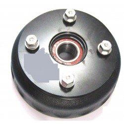 Tambour KNOTT D 200 freins 20-2425   130 x 4 Rlt cartouche 34-64-37