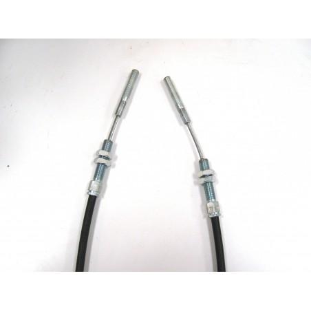 Câble de frein primaire pour timon KNOTT Lg 1000 mm