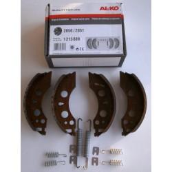 Mâchoires pour freins Al-ko 2050-2051