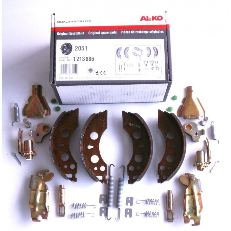 Mâchoires pour freins AL-KO 2050 Kit