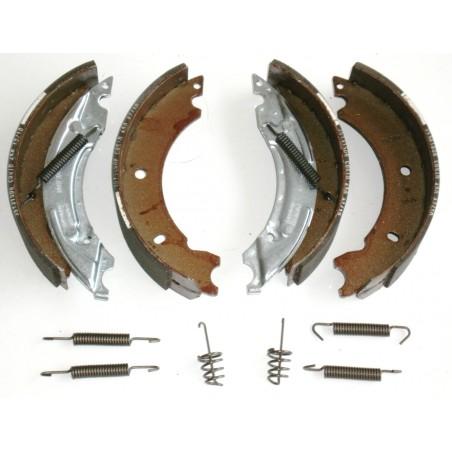 Mâchoires de freins pour KNOTT - PAILLARD - WESTFALIA 200x50