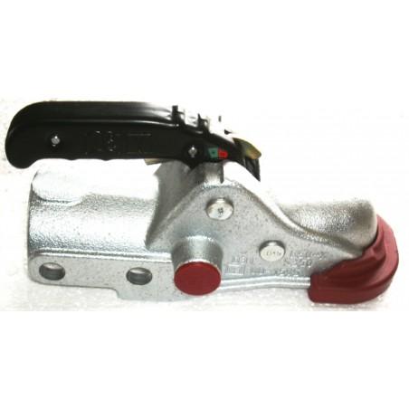 Tête AK 351 D 60 + safety  /  fixation  Horizontale M 16
