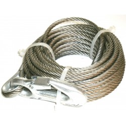 Câble pour treuil 10m x 5mm