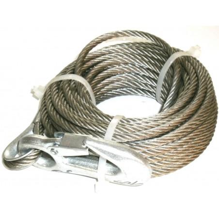 Câble pour treuil 10m x 5 mm
