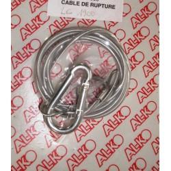 Câble de rupture 1900 mm