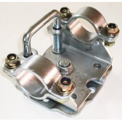 Collier pivotant pour roue jockey D 48