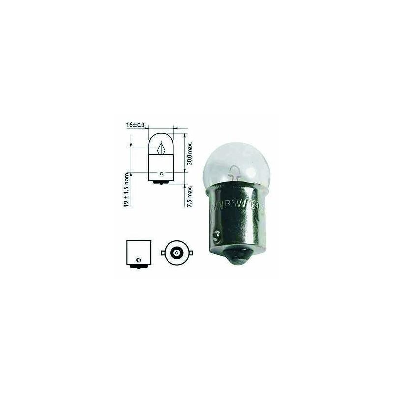 Ampoule graisseur 10w 12V