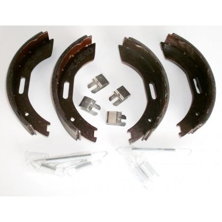 Mâchoires de freins pour BPW S 2005-7 RASK