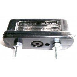 Eclaireur de plaque RADEX 802