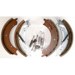 Machoires de freins KNOTT 20-2025 BPW S2504-5