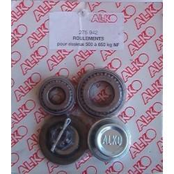 Roulements AL-KO pour essieux 500 à 650 kg