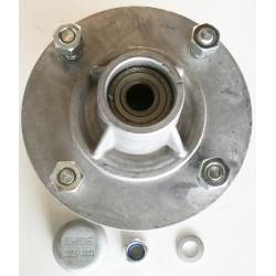 Moyeu ERDE en aluminium 115 x 4