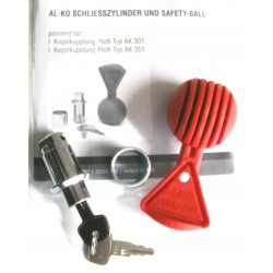 Antivol pour tête AK 350 - 351