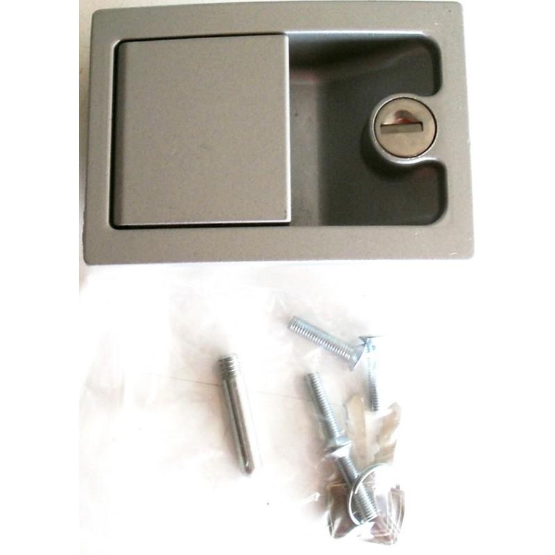 serrure aluminium pour van et remorque pi ces accessoires remorques. Black Bedroom Furniture Sets. Home Design Ideas