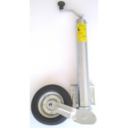 Roue jockey escamotable diam 60