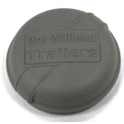 Chapeau de moyeu IFOR WILLIAM D 76 mm