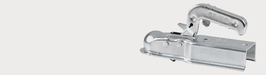 Tête d'attelage  pour : remorques,  vans et caravanes. Pieces détachées sur pieces-accessoires-remorques.com